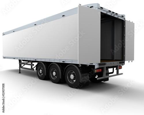 freight trailer