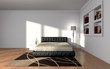 modern bedroom interior | Wohndesign