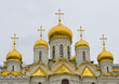 Annunciation Cathedral in Moscow Kremlin, Russia