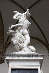 Florence - L'Enlèvement des Sabines (Giambologna)