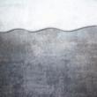 fondo grigio spaccato