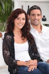 Good looking couple