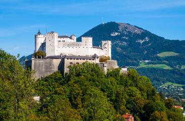 View of Salzburg. Austria.