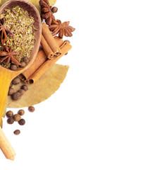 Spices border