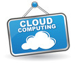 CLOUD COMPUTING ICON