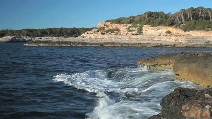 Felsenküste, Mallorca