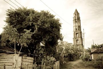 Manaca Iznaga, Trinidad