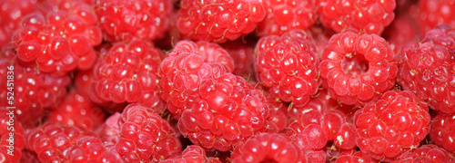 raspberry background texture