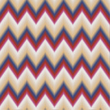 Seamless zigzags geometric pattern