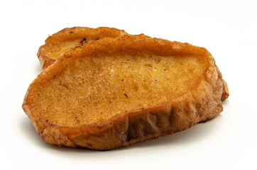 Torrijas,dulce tipico de España en Semana Santa