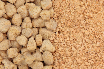 Soybean Chunks and Flakes