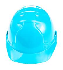 blue  helmet isolated