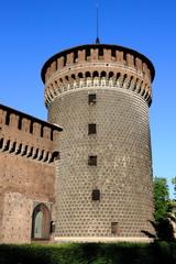 Castello Sforzesco, Milano - Sforza Castle, Milan, Italy