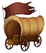 A native wagon