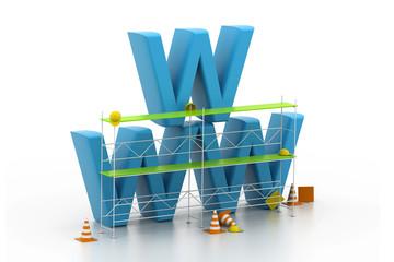 www under construction.