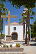 Inland Central Fuerteventura, church in Antigua