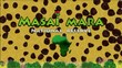 Animation of Masai Mara National Reserve in Kenya