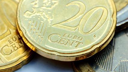 kleingeld - 20 cent