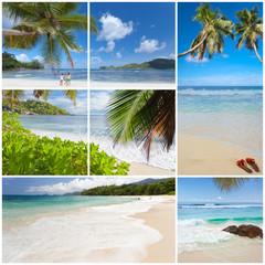archipel paradisiaque des Seychelles