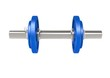 Front view dumbbell