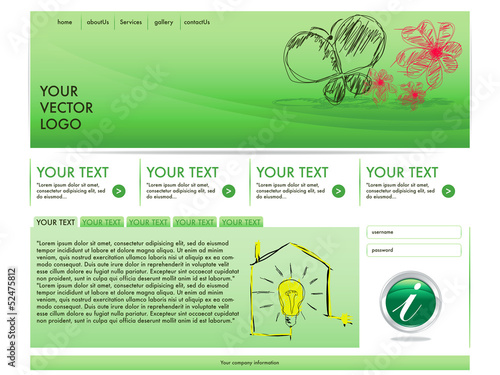 ecological template design