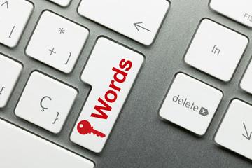 Keywords keyboard