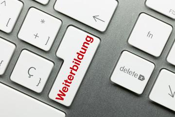 Weiterbildung Tastatur