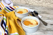 Egg in ramekin