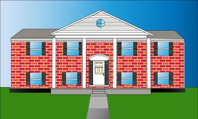 Big Brick House