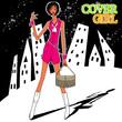 urban background covergirl