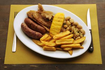바비큐 Parilla Barbecue Grigliata Барбекю