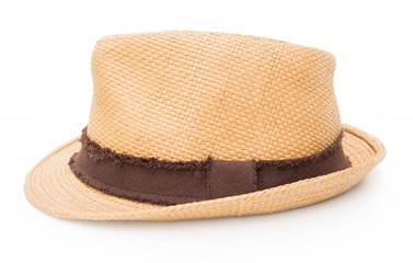 Ancient straw hat