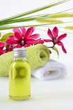 Wellness Öl Gras Magnolie - 52491089