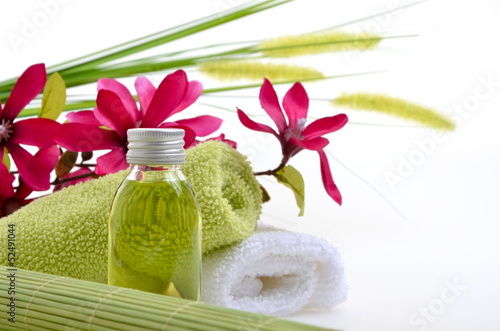 Wellness Öl Magnolie Wollgras © anoli