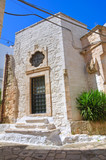 Church of St. Antonio abate. Ceglie Messapica. Puglia. Italy.