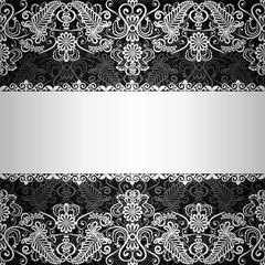silver jewelry frame