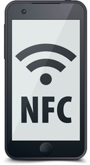 NFC enabled Phone