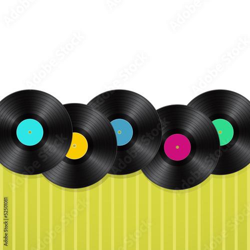 vinyls background