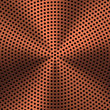 Background with Circular Pattern and Bronze Texture
