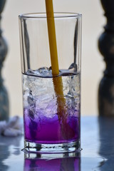 Fresh and cold nectar drink
