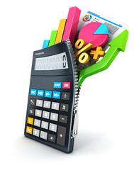 3d open calculator