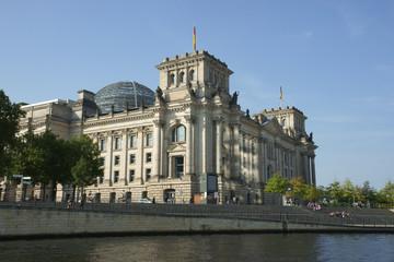 Reichstag am Spreebogen
