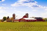 Traditional American Farm