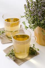 Thyme Herbal Tea