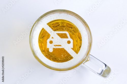 No drink and drive