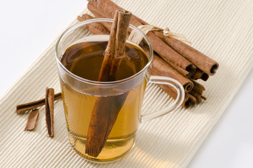 Cinnamon Herbal Tea