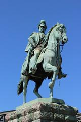 Köln Reiterstandbild Kaiser Wilhelm I.
