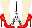 Moda sotto la Torre Eiffel - Parigi
