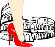 Moda sotto il Colosseo - Roma