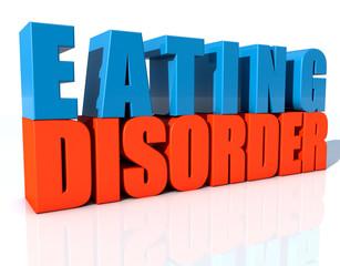 Eating disorder (trastorno alimentario)